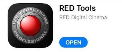 【アップデート情報】RED Tools (iOS & Android)日本語対応開始