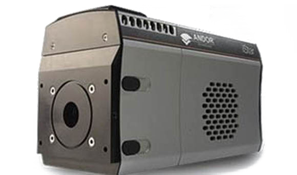 High sensitivity CCD camera which fiber-coupled the image intensifier highly sensitive to UV region. Built-in delay generator in the main unit, it has an electronic shutter as short as 2 ns. It is possible to observe various high speed phenomena.