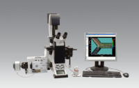 Confocal Scanning Micro PIV system