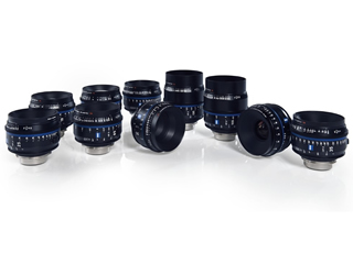 Carl Zeiss コンパクトプライム CP.3